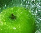 apple splash poster