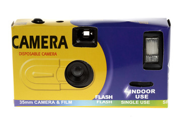 cheap disposable camera