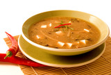 hot and sour soup poster