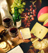 roleta: wine and cheese