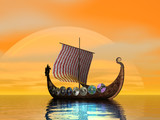 viking rader poster