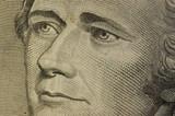 ten dollar bill poster