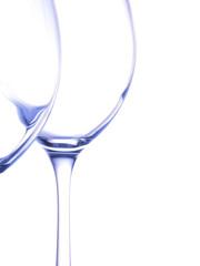 wine-glasses silhouettes