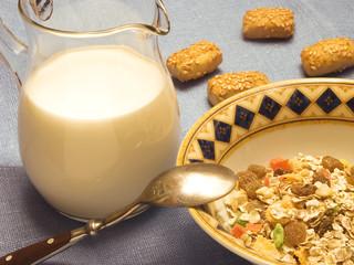 helthy breakfast