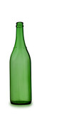 bottle(s) isolated in a white background