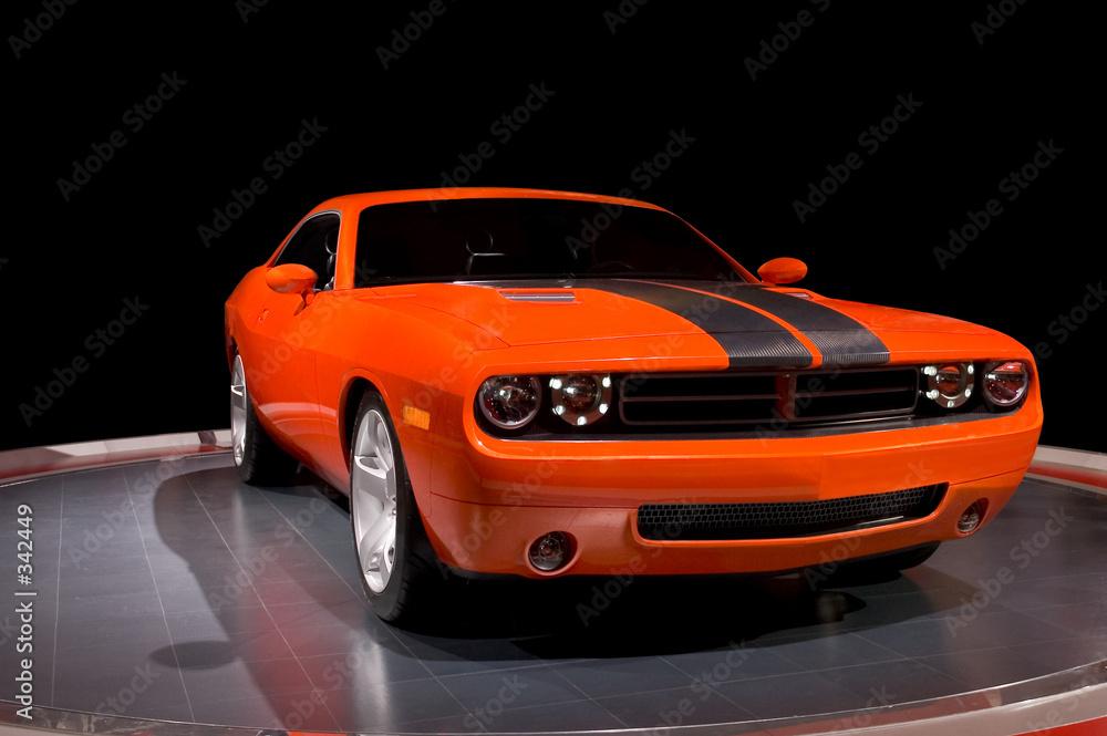 samochód sportowy roadster szybki - powiększenie