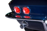 classic taillights poster