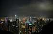 hong kong peak view by night 2