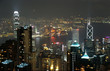 hong kong peak view by night 3