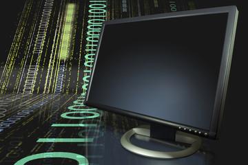 binary monitor