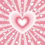 heart burst poster