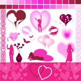 valentines images poster