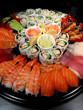 sushi party tray