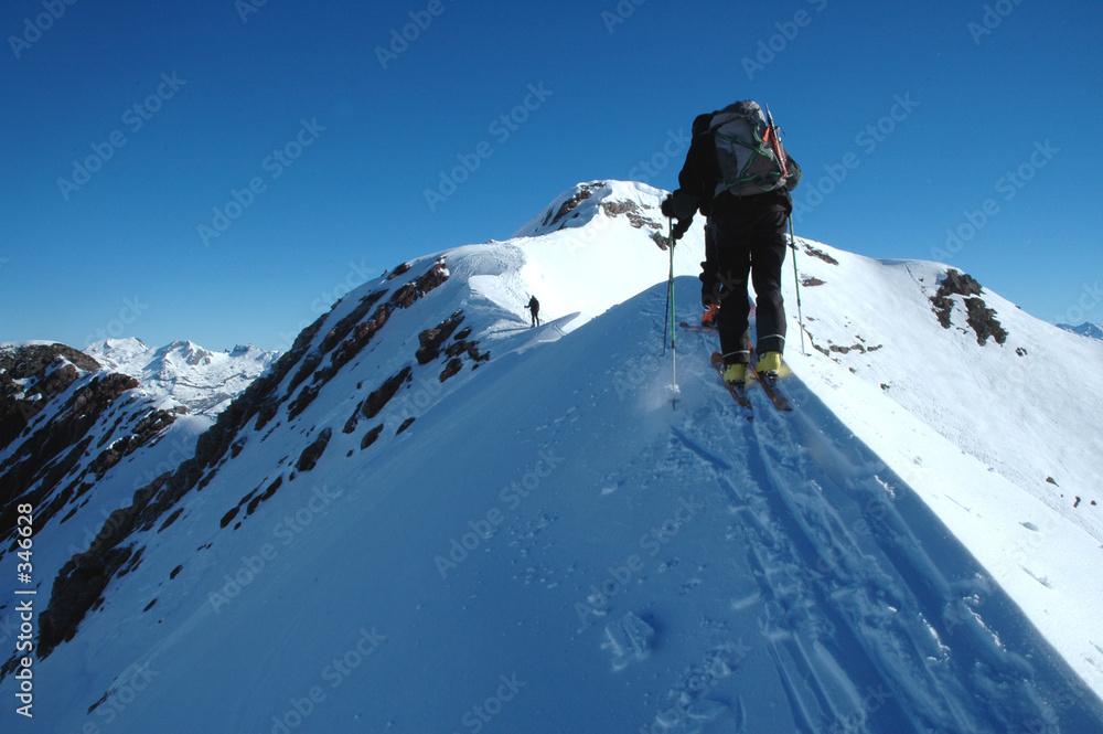 npm niebieski śnieg - powiększenie