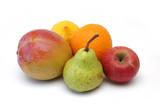fruit series 4 poster