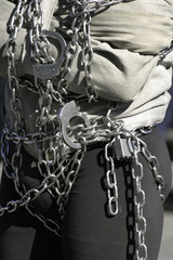 chains and locks