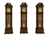 grandfather clocks poster