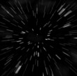 hyperspace starfield zoom blur