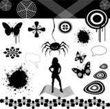 design elements poster