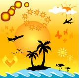 summer design aids poster