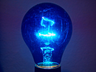 black light bulb