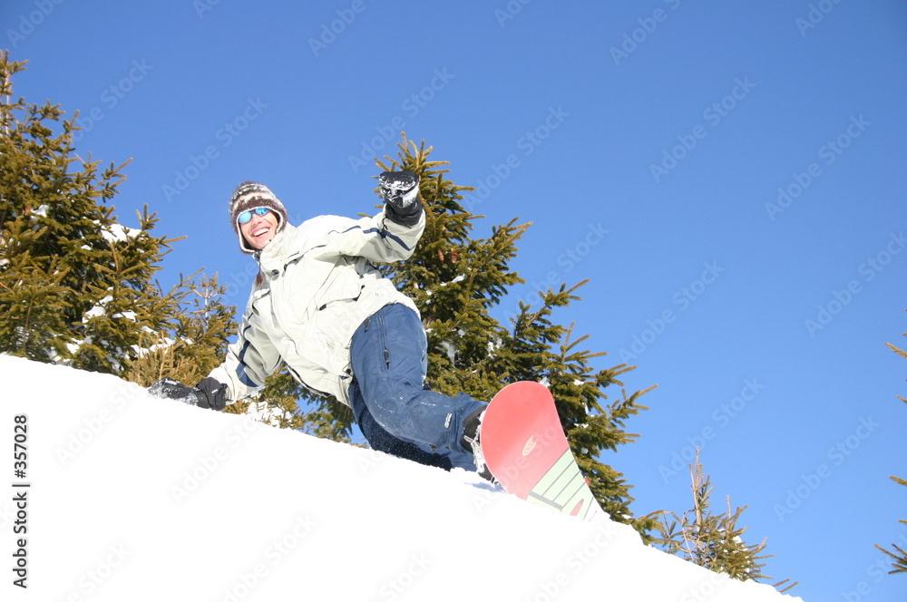 proszek śnieg sport - powiększenie