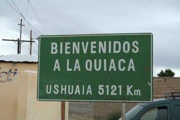 argentina - la quiaca