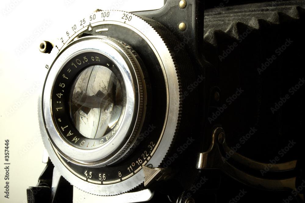 vintage miech film - powiększenie