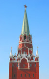 kremlin, moscow, russia poster