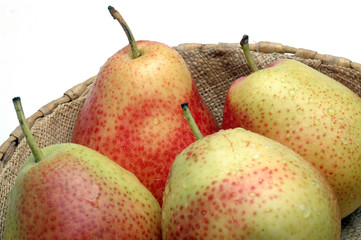 sweet forelle pears