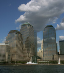 world financial centers buildings