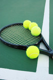 tennis series 1 poster