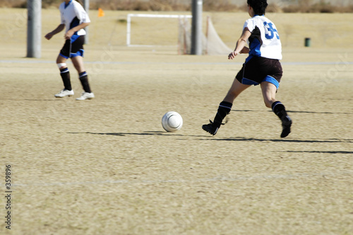 soccer action 5