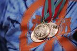 winning medals poster