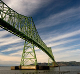 astoria-megler bridge poster