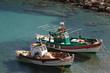 fischerboote / kreta