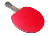 table tennis rack clipping path poster