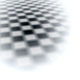 3d tiled dancefloor poster