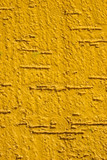 yellow concrete poster