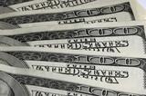 one hundred dollar bills poster