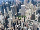 new york city skyscrapers poster