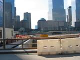new york city ground zero 9/11 site poster