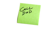 call dad poster