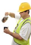 workman coffee break poster