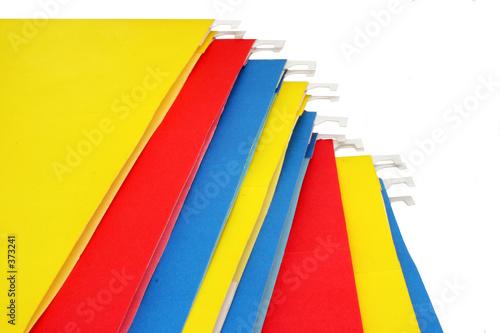 poster of file folders