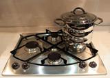 stove - kitchen interiors poster
