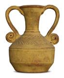 antique vase poster
