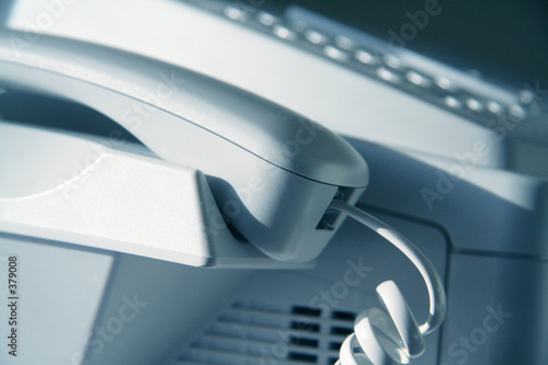 poster of fax machine