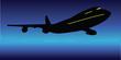a midnight flight