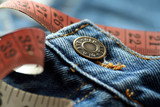jeans détail poster